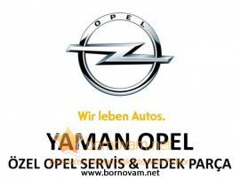 Yaman Opel Özel Opel Servis & Yedek Parça
